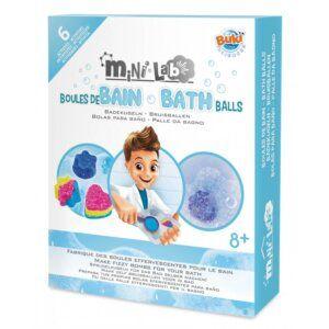 Mini Lab Boules de Bain BUKI FRANCE 3010