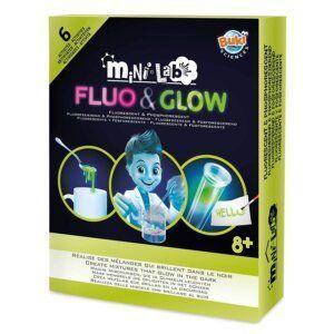BUKI FRANCE - FLUO GLOW MINI LAB 3011