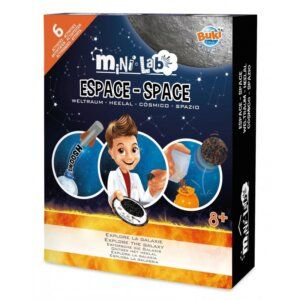 Mini Lab Space BUKI FRANCE 3014