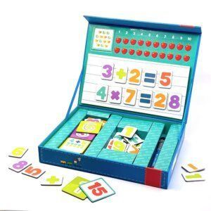 Svoora Μαγνητικό Σετ 'Παίζω με τους Αριθμούς και μαθαίνω τις Πράξεις' Κωδικός: 03022