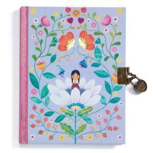 Djeco Ημερολόγιο με κλειδαριά 'Marie' Κωδικός: 03616