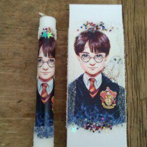 Πασχαλινή Λαμπάδα με τον Harry Potter 3796-102