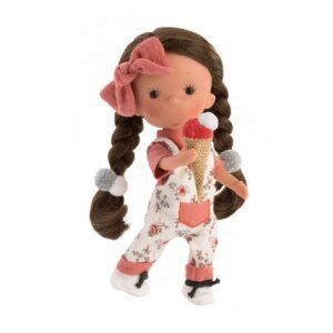 52601 Llorens Κούκλα Miss Minis Miss Bella Pan 26cm