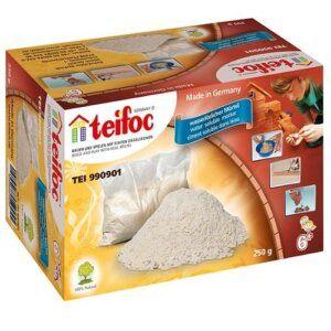 Teifoc Χτισίματος εξάρτημα ειδικό τσιμέντο 0901 Κωδικός: 990901