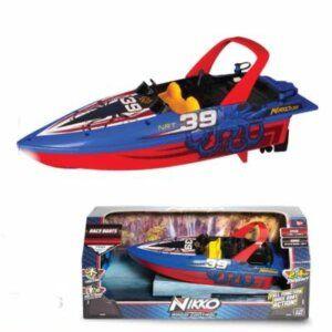NIKKO RC 1:16 Boat Blue 10172
