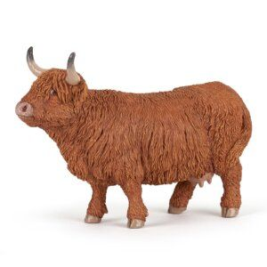 Papo Φιγούρα ' Highland Cattle' 51178