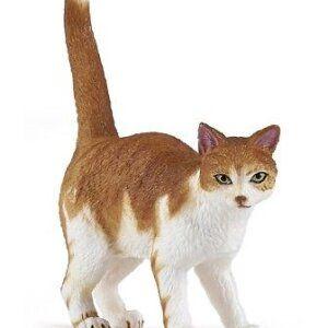 Papo Φιγούρα 'Red Cat' 54031