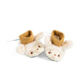moulin roty 715010 Παπούτσια μωρού Προβατάκια -0-6 μηνών
