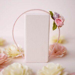 Great Pretenders Στέκα μαλλιών 'Πέρλες - Τριαντάφυλλα' Κωδικός: 91204