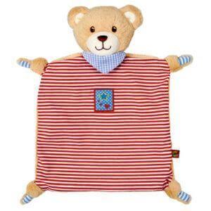Comforter Teddy BabyGlück , κόκκινο 'die Spiegelburg' cop-16867