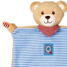 Comforter Teddy BabyGlück, μπλε 'die Spiegelburg' - cop-16869