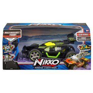 Nikko RC Race Buggies Alien Panic Green (34/10043)