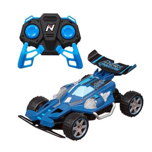 Nikko RC Race Buggies Alien Panic Blue (34-10044)