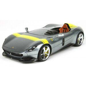 Bburago metal car 1/18 1/18 Ferrari Monza SP1 silver 18/16013