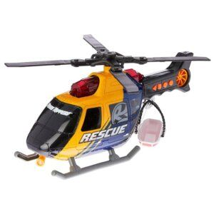 """ROAD RIPPERS Rush & Rescue 12"""" – Rescue Helicopter (36/20154)"""