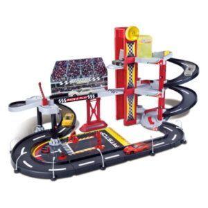 Πάρκινγκ Γκαράζ: Ferrari Race Play Parking Garage 3ετών+ 18-30197 Bburago