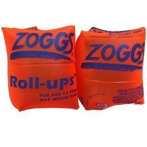 Zoggs Μπρατσάκια κολύμβησης 1-6 ετών 'Roll ups' Κωδ. 3610160