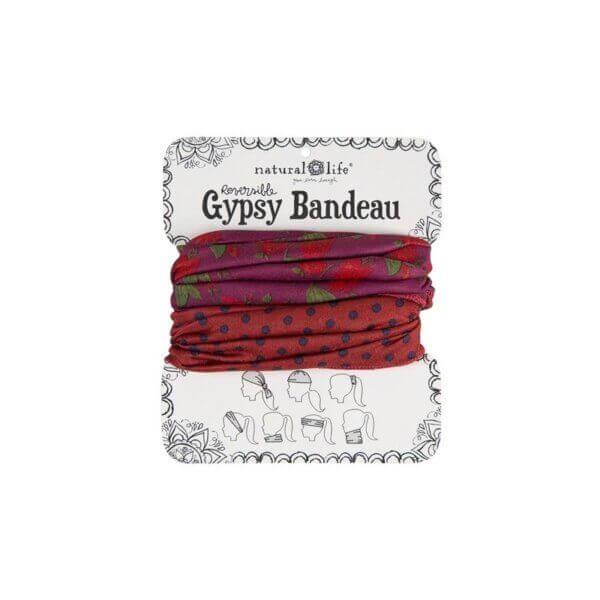 ΚΟΡΔΕΛΑ GYPSY PINK RED Κωδ. 36713