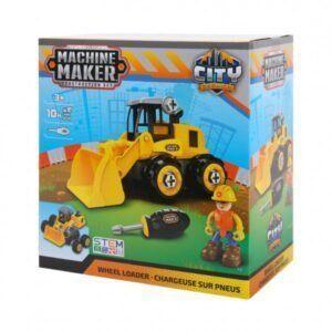 Machine Maker Junior Builder Skid Steer 40015