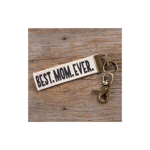 ΜΠΡΕΛΟΚ CANVAS BEST MOM EVER - Natural Life - Κωδ. 50142