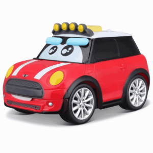BBURAGO Junior – Mini Cooper Laugh & Play – Κόκκινο