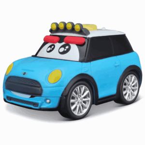 BBURAGO Junior – Mini Cooper Laugh & Play – Μπλε