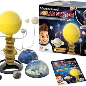 7255 Buki Ηλιακό Σύστημα με μοτέρ