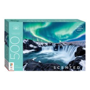 Scented Jigsaw Puzzle: Cool Peppermint (500pc) - SC-2 -
