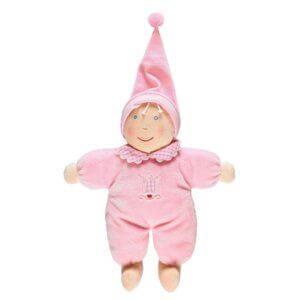 Κούκλα ροζ λούτρινη - Spiegelburg - cop-93398