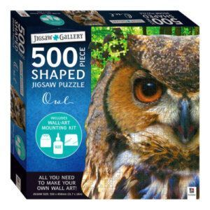 Owl - Hinkler 500pcs - SJ-1