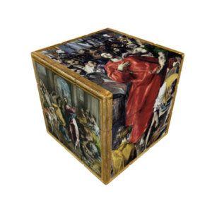 El Greco – V-CUBE 3 Flat