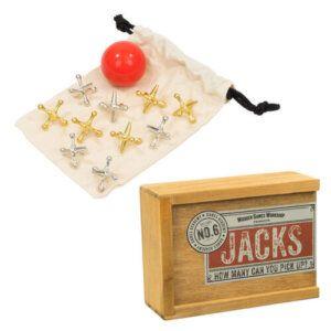 Wooden Jacks - Professor Puzzle - GA-2