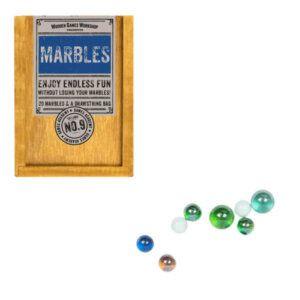 Marbles - Professor Puzzle - GA-9