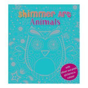 Shimmer Art: Shimmer Art Animals - SHM-1