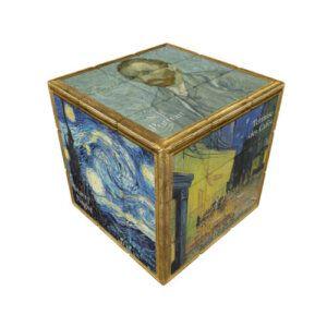 Van Gogh – V-CUBE 3 Flat - A3-VAN