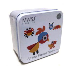 Animal Puzzle Game - iwood - Z1026C