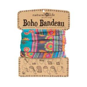 Boho Bandeau Turquoise Medallion Κωδ. 32939