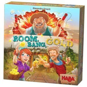 Boom, Bang, Gold - Επιτραπέζιο Παιχνίδι - HABA 303337