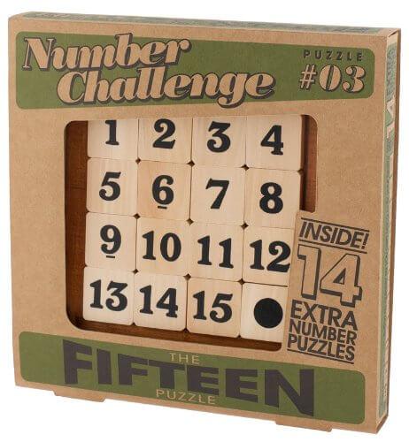 Professor PUZZLE Number Challenge 03