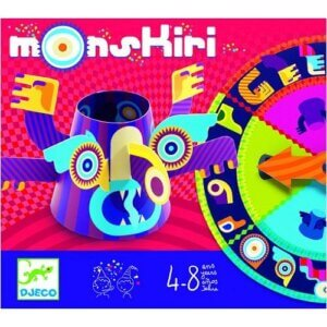 MONSKIRI - Επιτραπέζιο Παιχνίδι - Djeco 02069