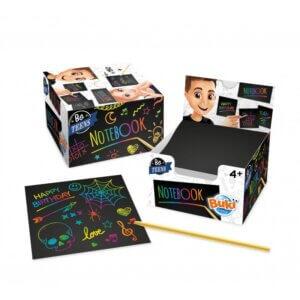 Scratch Notebook Buki France NB001