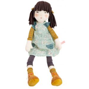 Iris Les Rosalies Πάνινη Κούκλα 45 εκ Moulin Roty 710536